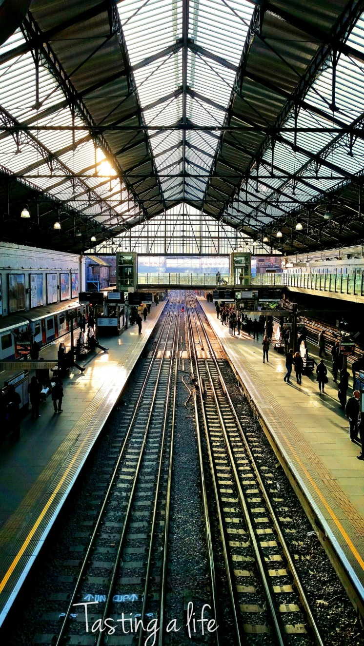 Earl's Court Train Station_2015